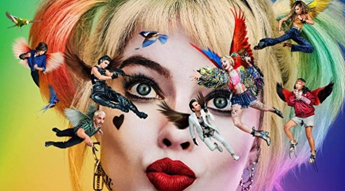 """Birds of Prey"" Review: A Raucous Roller-coaster of Joy"