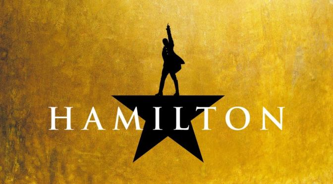 Hamilton Is Coming To Theaters!