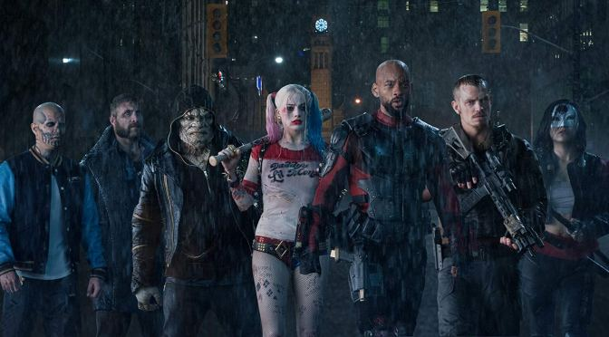 """Suicide Squad"" Review – Bad Guys Can't Save the DCEU"